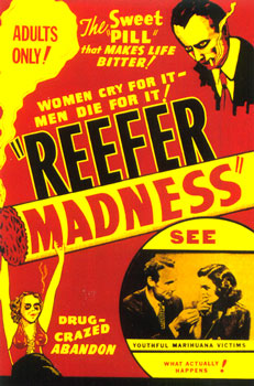 "Hemp TV: Clip of ""Reefer Madness"" (1938)"